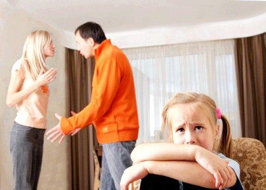 Пережити розлучення з мінімальним збитком для психіки дитини