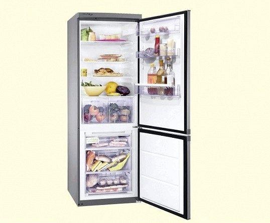 Плюси і мінуси холодильників фірми zanussi