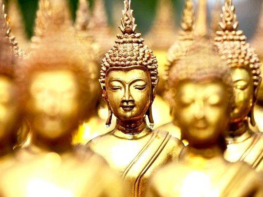 Чому з таїланду не можна вивозити зображення будди