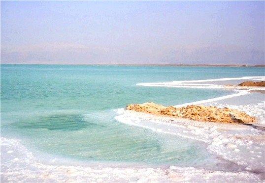 Чому мертве море так називається