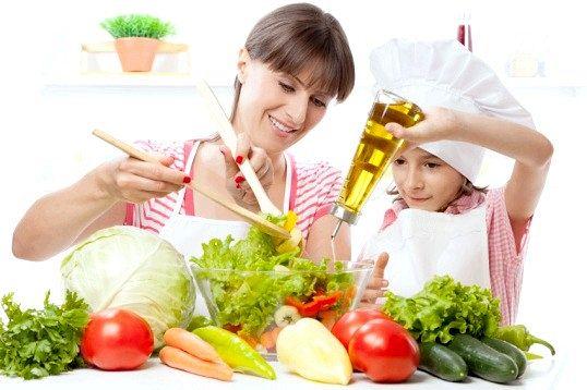 Чому корисно готувати разом з дітьми