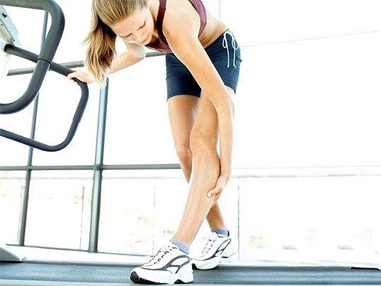 Чому після занять спортом виникають болі