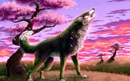 Чому собаки виють на повний місяць