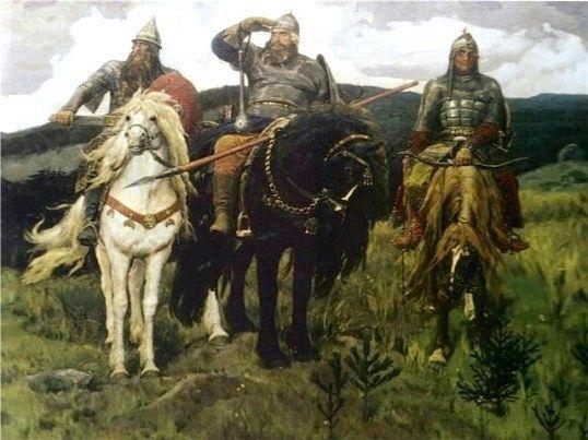 Чому в російських казках часто використовується число три