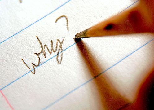 Чому важливо ставити запитання про своє життя