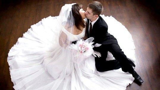 Чому жених хвилюється перед весіллям