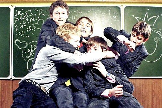 Підліток і школа