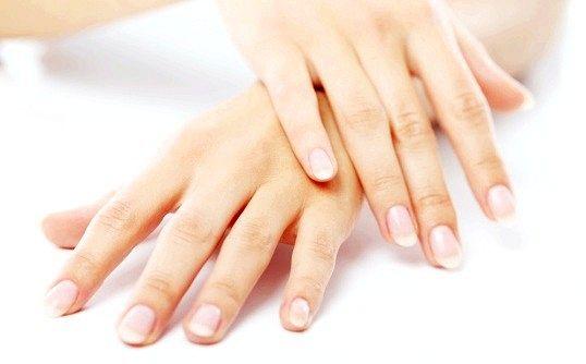 Здорові, красиві, доглянуті нігті