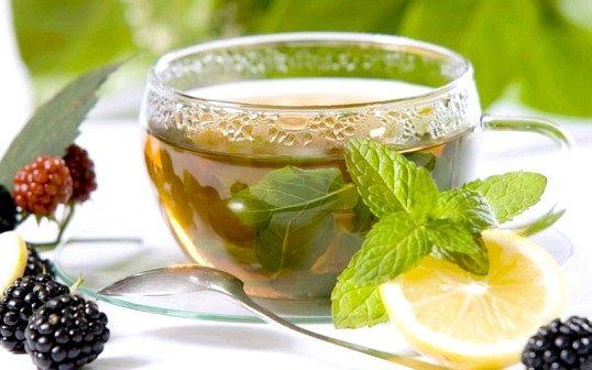 Корисні властивості чаю з м`ятою