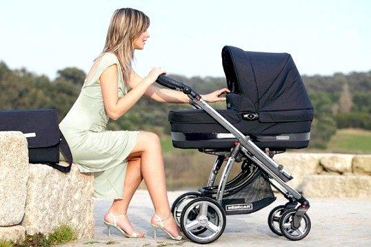 Поворотні колеса на прогулянкових візках: переваги та недоліки
