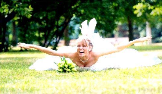Правила вибору весільного плаття