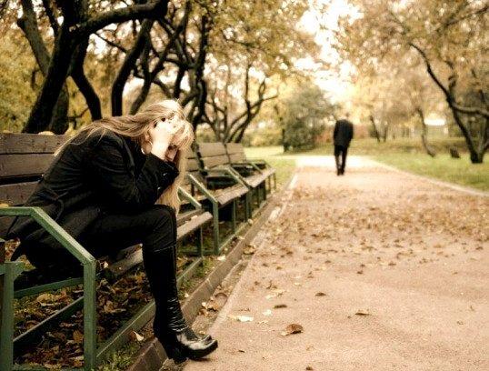 Чи правильно робити тимчасовий відпочинок у відносинах?