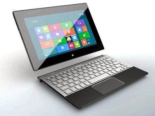 Переваги планшета перед ноутбуком