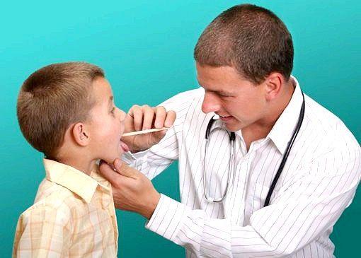 Причини жовтого нальоту на язиці у дитини