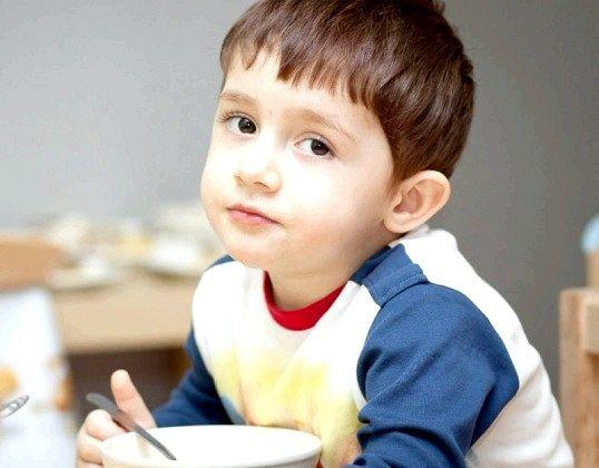 Приклад меню на кожен день для дитячого садка