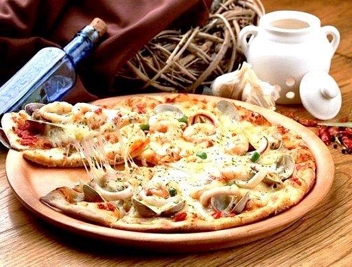 Рецепт рідкого тіста для піци
