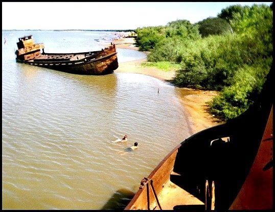 Річковий простір: ла-плата - найширша річка в світі