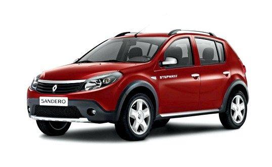 Renault sandero stepway: молодіжний автомобіль?