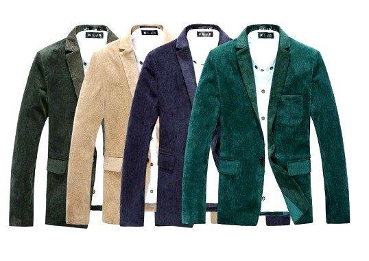 З чим носити вельветовий піджак