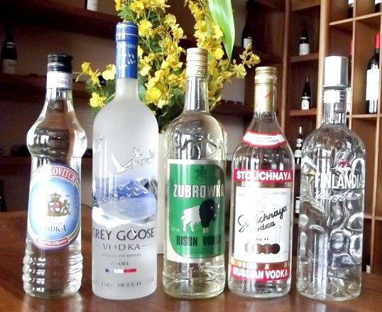 Самі міцні алкогольні напої