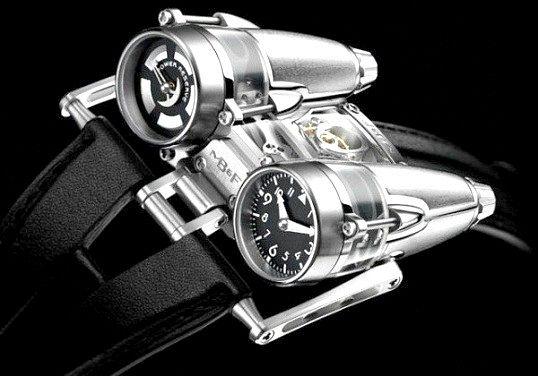 Самі незвичайні годинник у світі