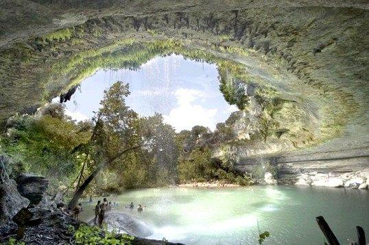 Самі незвичайні озера на планеті земля