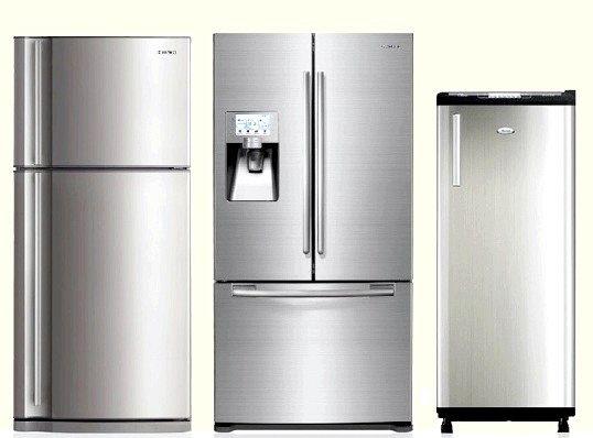Найпопулярніші марки холодильників