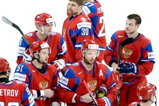 Збірна Росії з хокею покидає Олімпіаду в Сочі