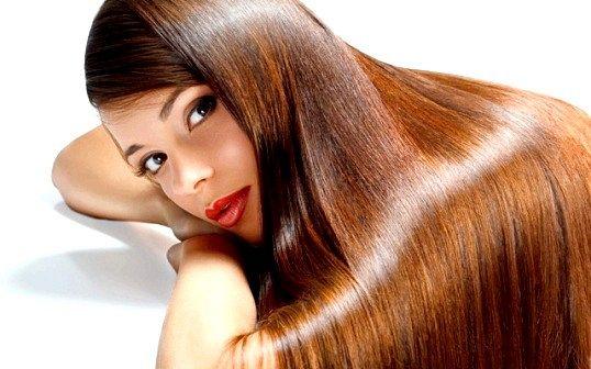 Секрети блискучих волосся