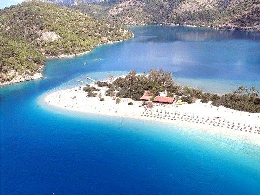 Скільки триває пляжний сезон в Туреччині