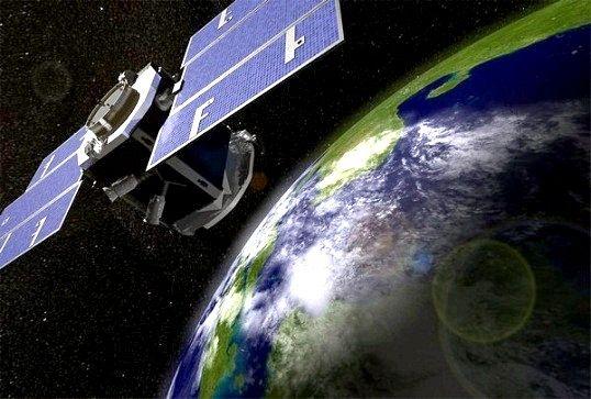 Скільки є штучних супутників землі?