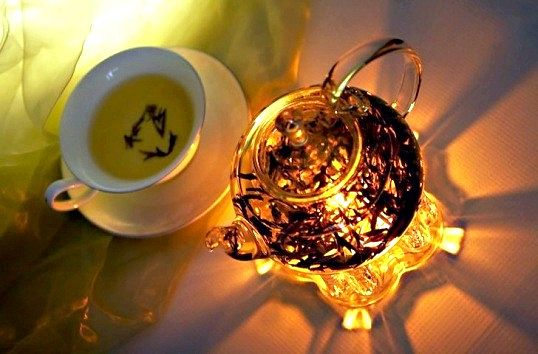 Скільки калорій міститься в чаї