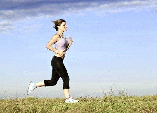 Скільки потрібно бігати, щоб схуднути