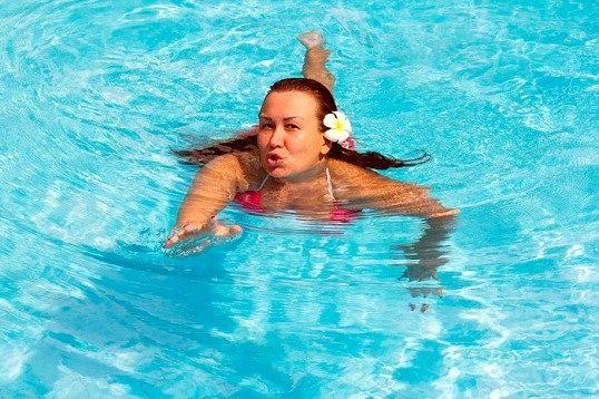 Скільки потрібно плавати в басейні, щоб схуднути