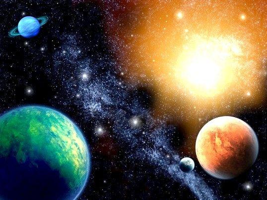 Скільки всього планет відомо науці