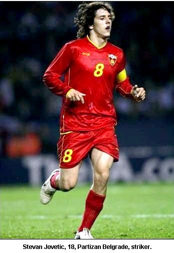 Стефан Йоветіч готовий вийти на Євро-2016