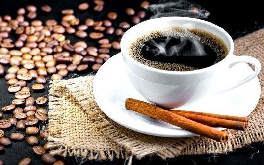 Склад і корисні властивості кави
