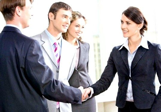 Порада 1: діловий етикет: основні правила ділового знайомства