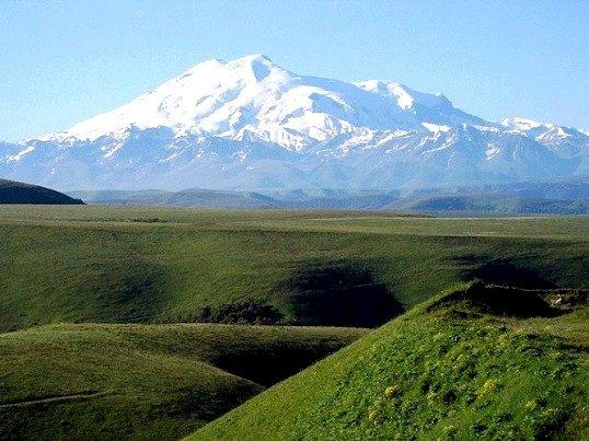 Порада 1: де знаходиться найвища точка на карті росії