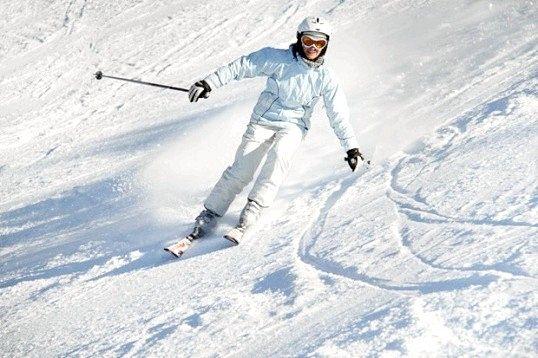 Порада 1: де покататися на лижах в москві