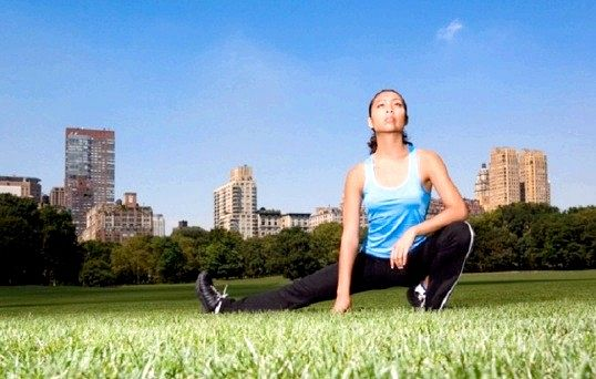 Порада 1: як позбутися перекаченних м'язів на ногах