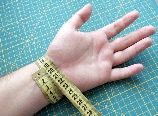 Порада 1: як виміряти руку