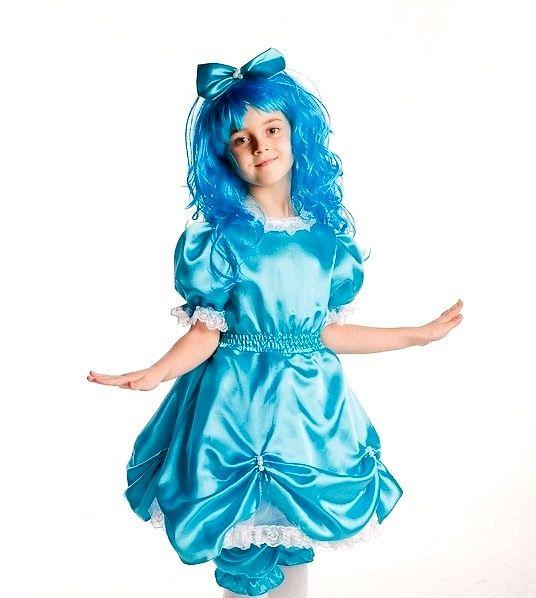 Порада 1: як зробити карнавальний костюм Мальвіни