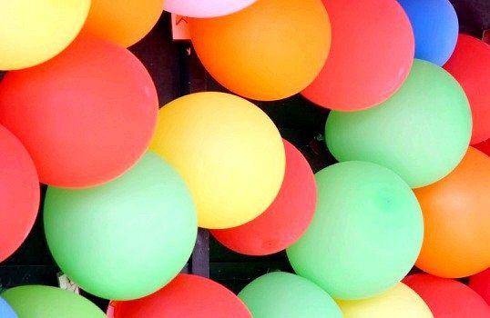 Порада 1: як прикрасити приміщення для вечірки