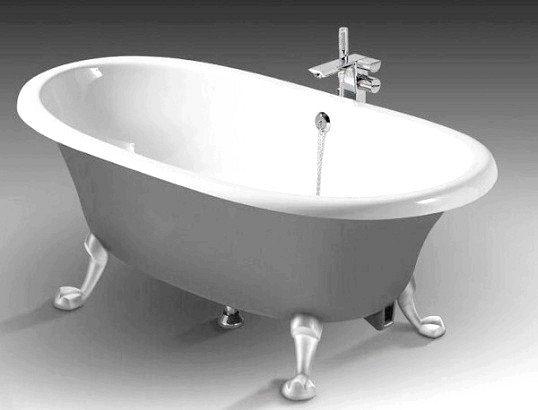 Порада 1: яка ванна краще: акрилова або чавунна?