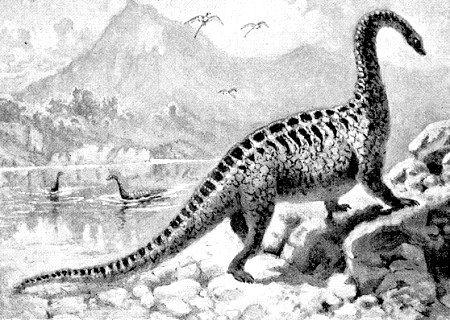 Найбільший динозавр коли-небудь жив на планеті Земля