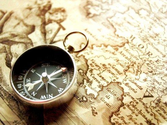 Порада 1: яка історія відкриття компаса