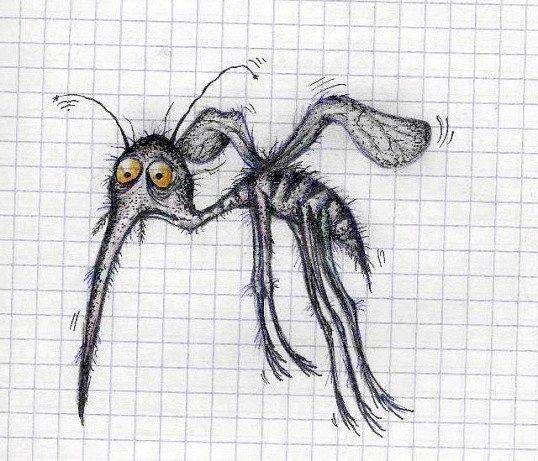 Порада 1: чому комарі одних кусають, а інших немає
