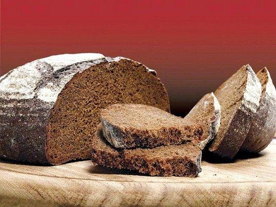 Чи корисний чорний хліб