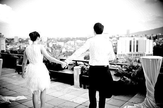 Весільні традиції америки
